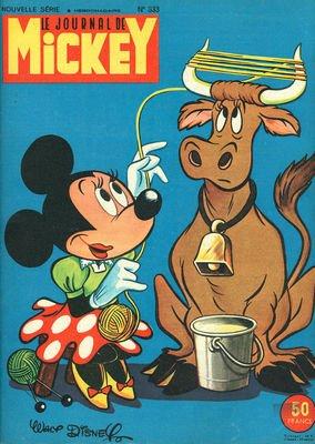Le journal de Mickey 333