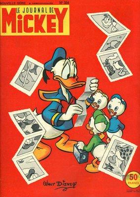 Le journal de Mickey 334