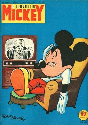 Le journal de Mickey 335