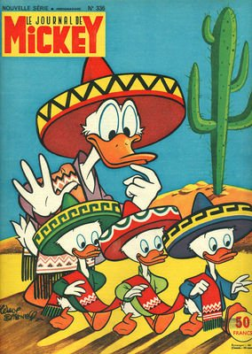 Le journal de Mickey 336