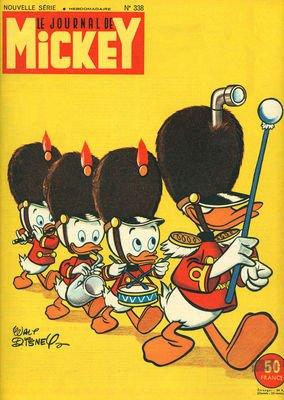 Le journal de Mickey 338