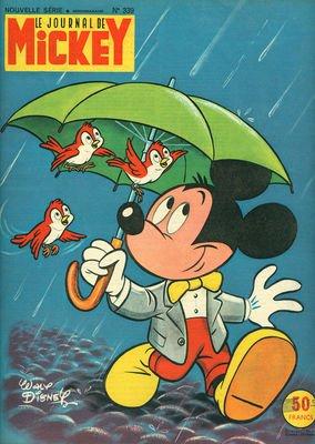 Le journal de Mickey 339