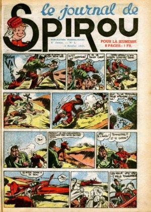 Le journal de Spirou # 251