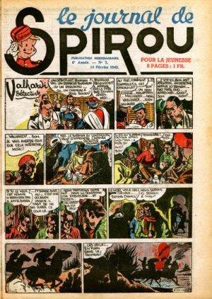 Le journal de Spirou # 253