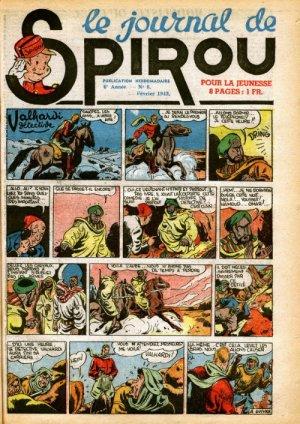 Le journal de Spirou # 254