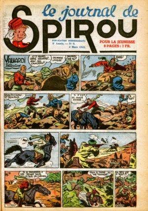 Le journal de Spirou # 255