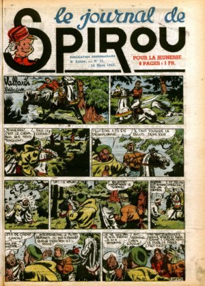 Album Spirou (recueil) # 257