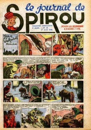 Le journal de Spirou # 259