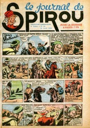 Le journal de Spirou # 262