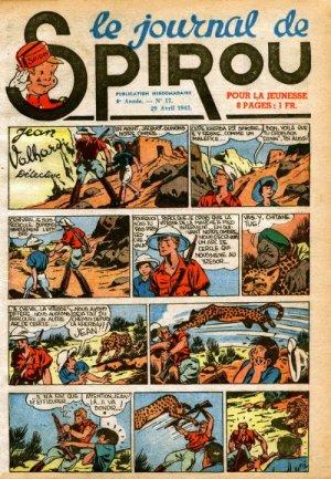 Le journal de Spirou # 263