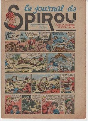Le journal de Spirou # 264