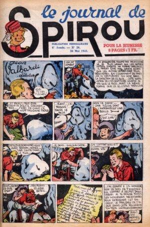 Le journal de Spirou # 266