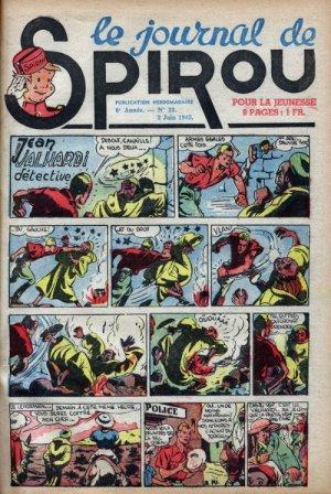 Le journal de Spirou # 268