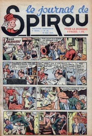 Le journal de Spirou # 269