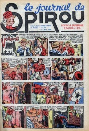 Le journal de Spirou # 270