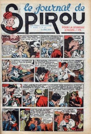 Le journal de Spirou # 271