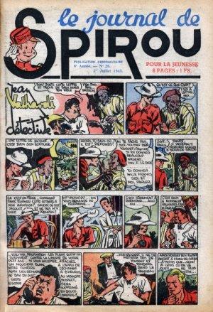 Le journal de Spirou # 272