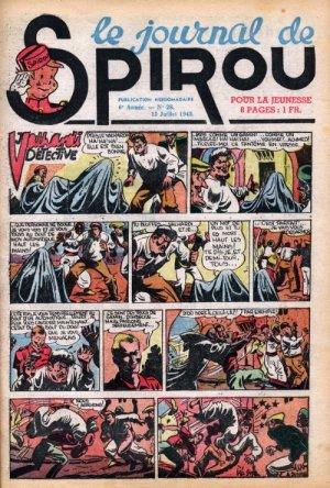 Le journal de Spirou # 274
