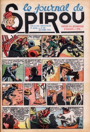 Le journal de Spirou # 275