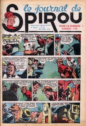 Le journal de Spirou # 276