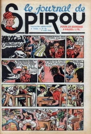 Le journal de Spirou # 277