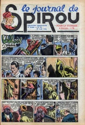 Le journal de Spirou # 279