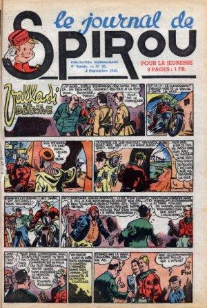Le journal de Spirou # 281