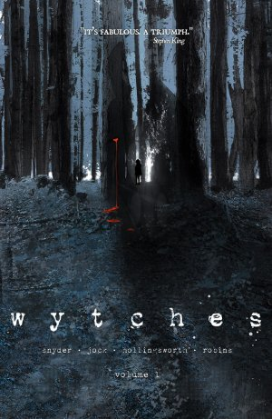 Wytches édition TPB softcover (souple)