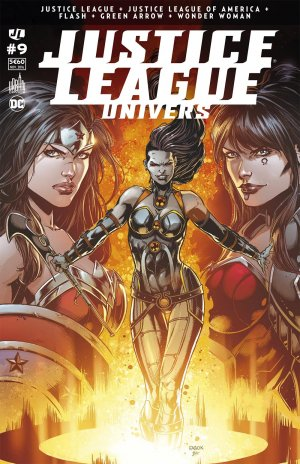 Justice League - Darkseid War Special # 9 Kiosque mensuel (2016 - 2017)