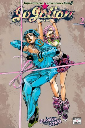 Jojo's Bizarre Adventure - Jojolion 2 Simple