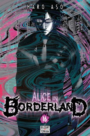 Alice in Borderland 16 Simple