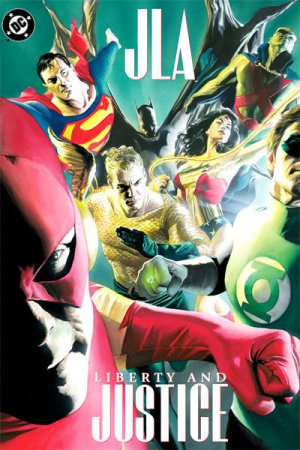 Justice League - Icônes # 1 TPB softcover (souple)