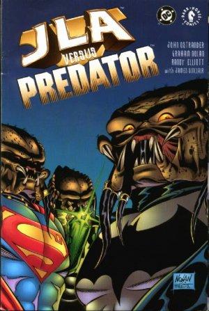 JLA versus Predator édition Issues