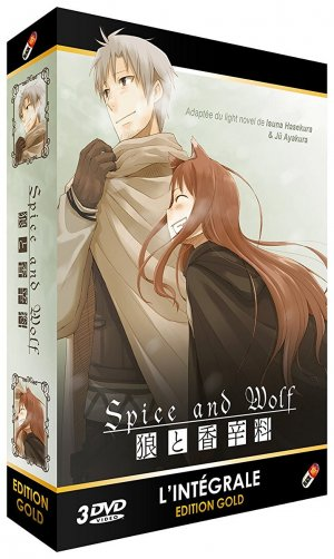 Spice and Wolf édition édition gold