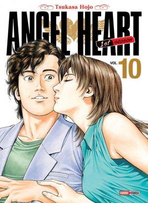 couverture, jaquette Angel Heart 10 Nouvelle édition (Panini manga)
