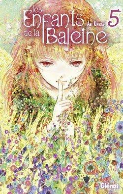 couverture, jaquette Les enfants de la baleine 5  (Glénat Manga)