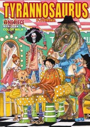 One Piece - Color Walk T.7