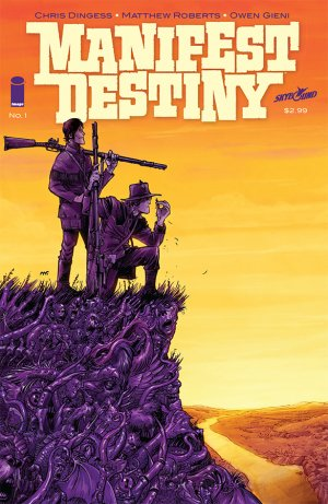 Manifest Destiny # 1 Issues