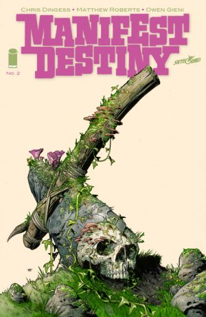 Manifest Destiny # 2 Issues