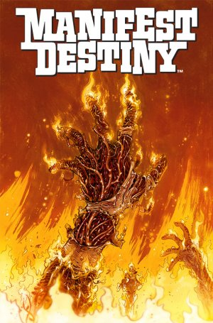 Manifest Destiny # 3 Issues