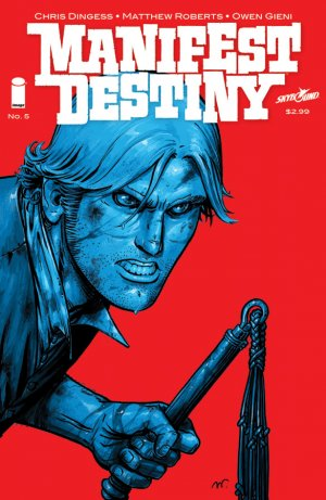 Manifest Destiny # 5 Issues