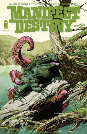 Manifest Destiny # 7 Issues