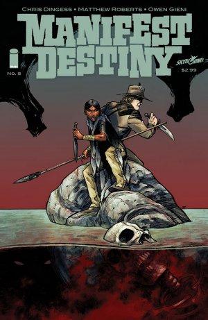 Manifest Destiny # 8 Issues