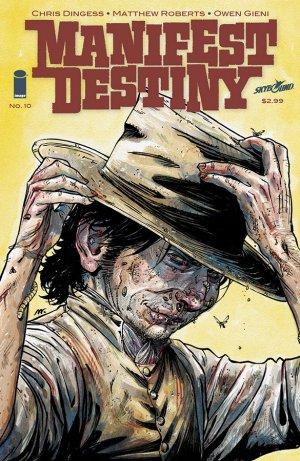 Manifest Destiny # 10 Issues