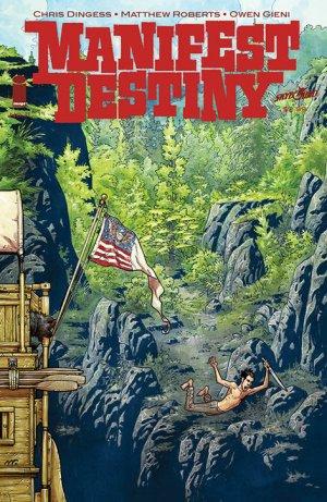 Manifest Destiny # 11 Issues