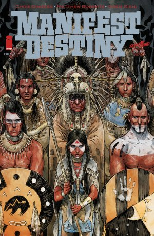 Manifest Destiny # 12 Issues