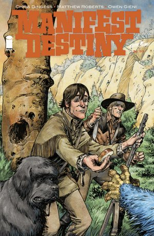 Manifest Destiny # 13 Issues