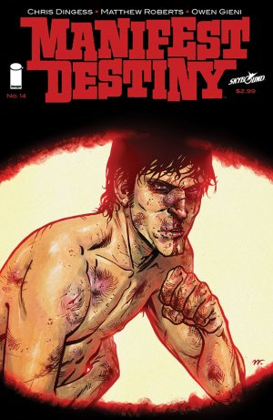 Manifest Destiny # 14 Issues