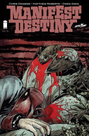 Manifest Destiny # 15 Issues