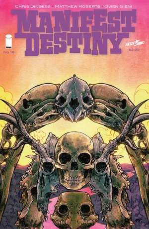 Manifest Destiny # 16 Issues